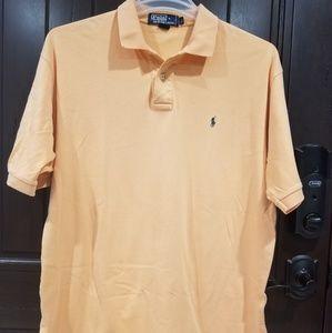 Polo Ralph Lauren Mens Cotton Short Sleeve sz L